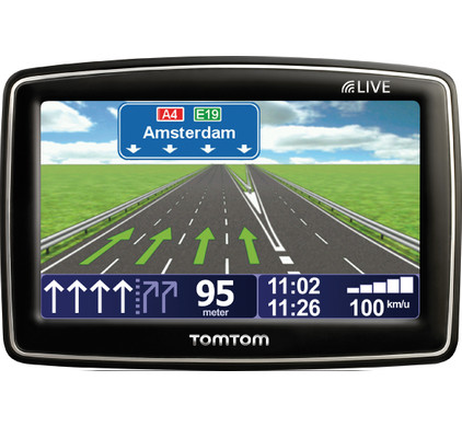 TomTom XL LIVE IQ Routes Europe (incl. 12 maanden LIVE-Services)