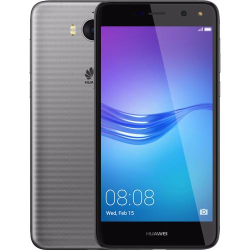 Huawei Y6 (2017) Grijs