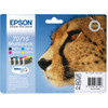 Epson T0715 4 Color Multipack - 1
