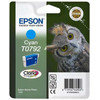 Epson T0792 Ink Cartridge Cyan (blauw) - 1