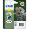 Epson T0794 Ink Cartridge Yellow (geel) - 1