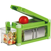 Nicer Dicer Magic Cube Big Groen 12-delig