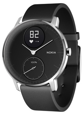 Withings Steel HR 36mm Black