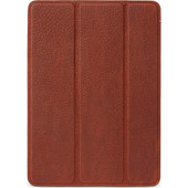 Decoded iPad Pro 10,5 inch Leather Slim Cover Bruin