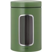 Brabantia Voorraadbus 1,4 liter Moss Green