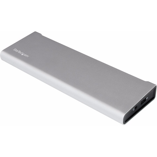StarTech Thunderbolt Dual-Monitor Laptopdock 2xDP