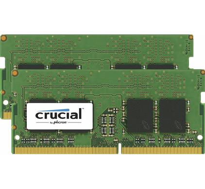 Crucial Standard 32 GB SODIMM DDR4-2133 2 x 16 GB