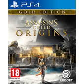 Assassin's Creed: Origins Gold Edition PS4