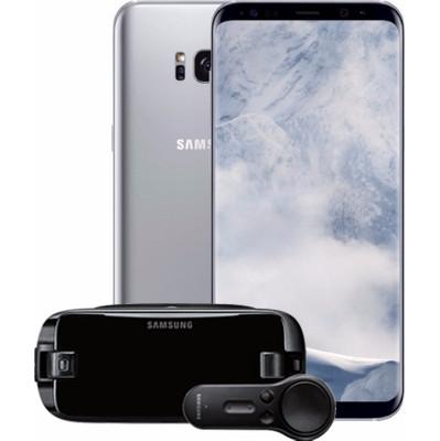 Samsung Galaxy S8 Plus Zilver, Android 7.0 Nougat 6,2 inch Quad HD scherm 64 GB opslagcapaciteitExtra gegevens:Merk: SamsungModel: Galaxy S8 Plus ZilverVoorraad: 1Contractduur:  jaarToestelprijs/artikelprijs: 849.00Levertijd : Voor 23.59 uur besteld, morgen in huis. Zelfs op zondag.