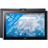 Acer Iconia One 10 B3-A40 16 GB Zwart