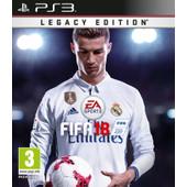 FIFA 18 PS3