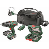 Bosch PSB 18 LI-2 Triple Bag