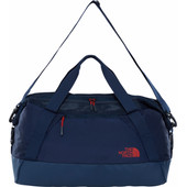 The North Face Apex Gym Duffel Urban Navy/Ketchup Red - S