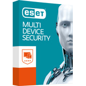 ESET Multi-Device Security Pack 1 jaar / 5 apparaten