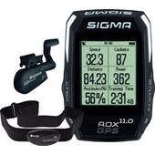 Sigma ROX GPS 11.0 Black Set