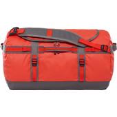 The North Face Base Camp Duffel Acrylic Orange/Falcon Brown S