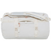 The North Face Base Camp Duffel Vintage White/Burnt Coral XS