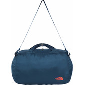 The North Face Flyweight Duffel Ink Blue/Nasturtium Orange