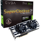 EVGA GeForce GTX 1070 SC2 Gaming