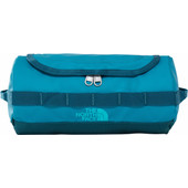 The North Face Base Camp Travel Canister Harbor Blue/Atlantic Blue - S