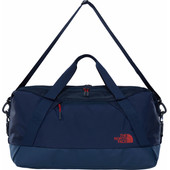 The North Face Apex Gym Duffel Urban Navy/Ketchup Red - M