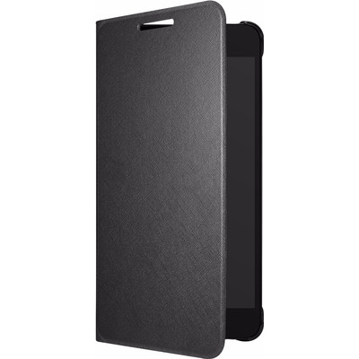 Alcatel A5 Flipcover Book Case Zwart