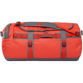 The North Face Base Camp Duffel Acrylic Orange/Falcon Brown M