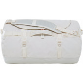 The North Face Base Camp Duffel Vintage White/Burnt Coral S