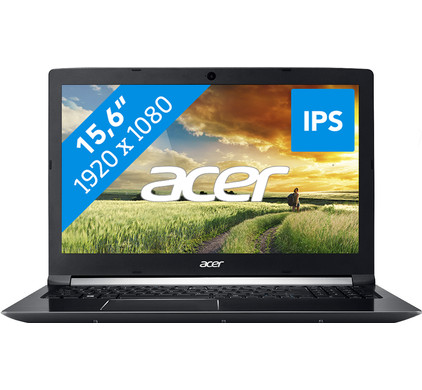 Top 10 laptops 2018 - Aspire 7 A715-71G-76Z5