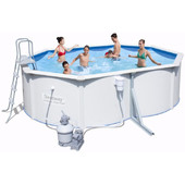 Bestway Hydrium Oval Pool set 500 x 360cm