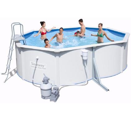 Bestway Hydrium Oval Pool set 500 x 360cm
