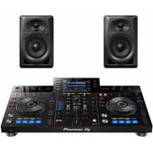 DJ Set Pioneer XDJ RX + Pioneer DM 40