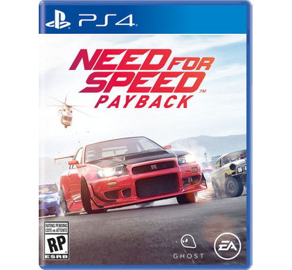 Need for Speed: Payback PS4