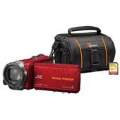 Starterskit - JVC GZ-R435REU + Geheugen + Tas