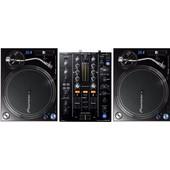 DJ Set Pioneer PLX 1000 + Pioneer DJM 450