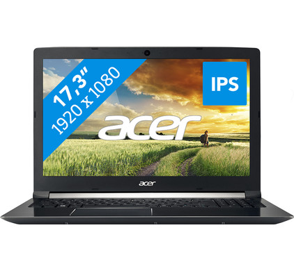 Goede studenten laptop - Aspire 7 A717-71G-785Y
