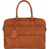 Burkely On The Move Flap incl. Powerbank - Cognac