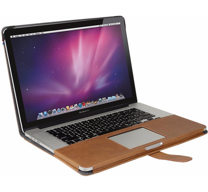 Decoded MacBook Pro Retina Slim Cover Sleeve 13,3'' Bruin