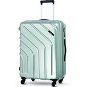 Carlton Stellar Spinner Trolley Case 80 cm Silver