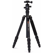MeFOTO RoadTrip Travel Tripod Kit zwart