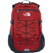 The North Face Borealis Classic Ketchup Red/Asphalt Grey