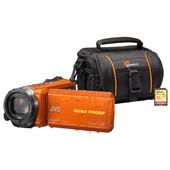 Zomerkit - JVC GZ-R435DEU + Geheugen + Tas