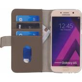 Mobilize SE Classic Gelly Wallet Samsung Galaxy A5 (2017) Book Case Bruin