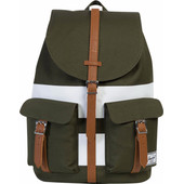 Herschel Dawson Forest Night/White Rugby Stripe
