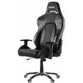 AK Racing Premium Gaming Chair Zwart / Carbon