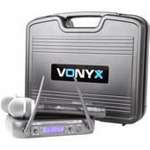 Vonyx WM73 (set met 2 handmicrofoons)