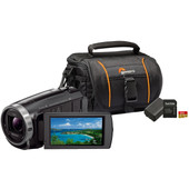 Zomerkit - Sony HDR-CX625 + Geheugen + Tas + Accu