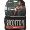 Sea to Summit Cotton Travel Liner Long