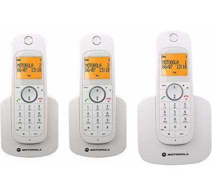 Motorola D1003 Trio Wit
