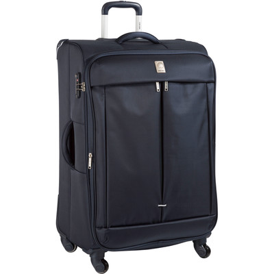 Delsey Flight 4W Expandable Trolley 77 cm Navy